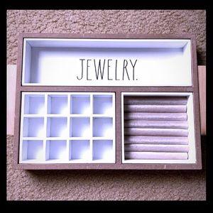 Rae Dunn Jewelry Tray